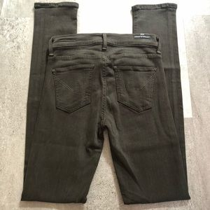 COH Avedon slick skinny jeans dark wash